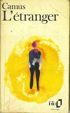 """""""Mother died today. Or maybe yesterday; I can't be sure. (Aujourd'hui maman est morte. Ou peut-être hier, je ne sais pas.)""""    --The Stranger (L'Étranger, 1942), Albert Camus"""