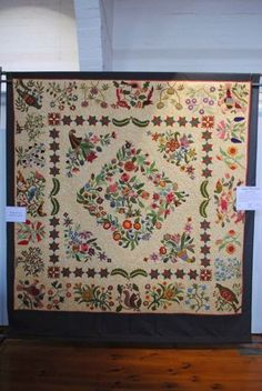 William Morris in Quilting: Eye candy overload