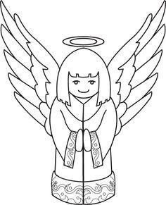 *A Christmas angel