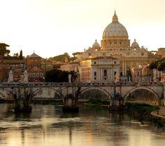 """italiaxsempre: """" Tibre, Rome. """""""