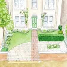 Image result for front garden with parking