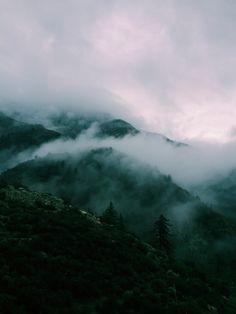 Logan, Utah #nature #mountains #fog #utah #vsco #vscocam ...