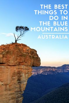 Australia Travel Inspiration - This is ultimate guide to the best things to do in the Blue Mountains, Australia. Australia Travel Guide, Visit Australia, Western Australia, Australia Trip, Sydney Australia, Australia Visa, Australia Holidays, Coast Australia, Brisbane