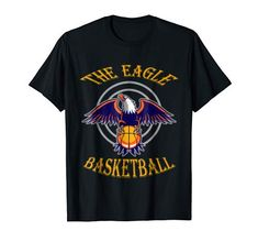 Squad, Unicorn, Eagle, Basketball, Amazon, Birthday, Gift, Mens Tops, T Shirt
