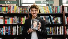 10 Questions for Joey Graceffa at his #BNAuthorEvent