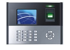 eSSL's a time attendance and access control terminal featuring new fingerprint algorithm which provide very fast and accurate fingerprint identification. Best Home Security System, Wireless Home Security Systems, Security Alarm, Fingerprint Attendance System, Biometric Fingerprint Scanner, Face Recognition System, Biometric Security, Office Organization At Work, Finger Print Scanner
