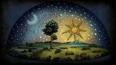 Neil deGrasse Tyson's Cosmos - beautiful animation of Giordano Bruno's infinite universe