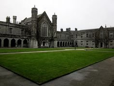National University of Ireland Galway.  Went to the university during the spring of 1987