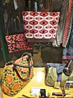 Borse Made in Milano! Tessuti indiani per accessori occidentali!