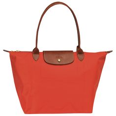 e31be2f6a Large tote bag - Le Pliage - Handbags - Longchamp - Black, Poppy or Navy. I  can't decide!