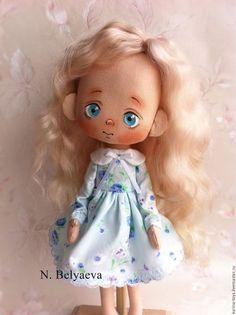 Купить или заказать Малышка 'Аринка' в интернет-магазине на Ярмарке Мастеров. Куколка сделана на заказ, возможен повтор