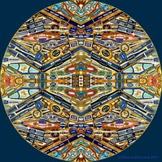 """""""Close But No Cigar,"""" from an image of cigar band art (artist unknown) on display at the Lightner Museum in St. Augustine, Fla. (Digital Imagineering, August 2013) Photo, Rebecca McCormick"""