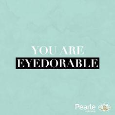Nationale complimentendag Best Quotes, Van, Pearls, Optician, Eyewear, Best Quotes Ever, Beads, Vans, Gemstones