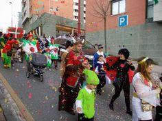 Barakaldo Digital: Retuerto vive un exitoso desfile de carnaval