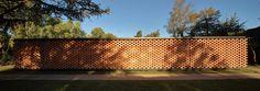 Galeria de Pavilhão Experimental de Tijolos / Estudio Botteri-Connell - 29
