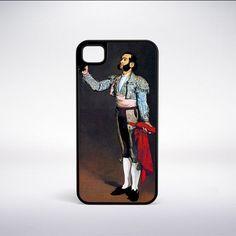 Edouard Manet - A Matador Phone Case