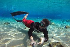 Umbul Ponggok, one of the favorite fresh water snorkeling spot in Jogja and Central Java.