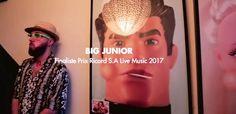 BIG JUNIOR: Finaliste du RICARD S.A LIVE 2017!