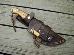 homemade tom brown tracker knife - Google Search