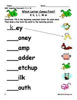 Learning consonant sounds - phonics sounds 1 | Letter Names ...