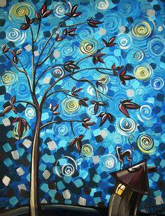 Arte de Mahdieh Nabatalizadeh