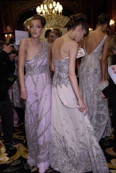 Chanel is hot ... Possible bridesmaids dresses
