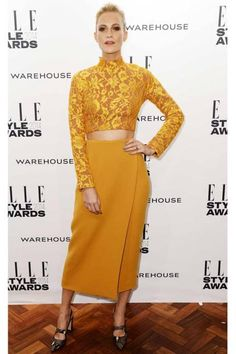 The ELLE UK Style Awards: Poppy Delevingne