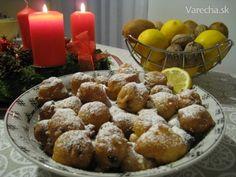 Dalmatínske vianočné menu: Fritule (fotorecept)