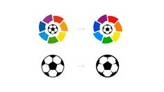 Re-branding La Liga by IS Creative Studio