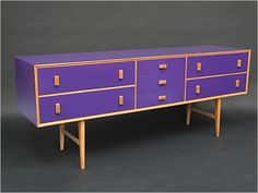 Revamped vintage furniture from Fears and Kahn's, the online U.K. antiques and design gallery