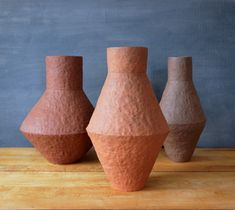 Giselle Hicks ceramic design. Slab Pottery, Ceramic Pottery, Stacked Pots, Ceramic Pinch Pots, Ceramic Design, Terracotta, Arts And Crafts, Artisan, How To Apply
