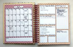 If I ever were to get more serious about blogging, this would be a great planner to create.  In the meantime, I just think it looks cool. :)