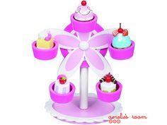 $39.95 Sparkle T Cupcake Ferris Wheel