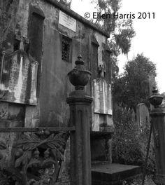 Laurel Grove cemetery Savannah