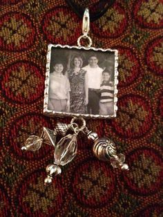 Custom photo pendants from Sassy and Southern make GREAT Valentine gifts!!!  www.sassyandsouthern.com