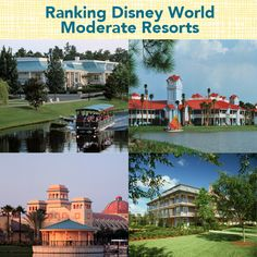 Ranking the moderate Disney World resorts - WDWPrepSchool