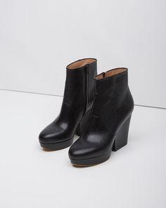 Maison Martin Margiela Line 22  Wedge Heel Boot | La Garçonne