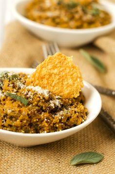 Pumpkin Quinoa Risotto - WendyPolisi.com