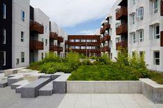 Rivermark by Fletcher Studio «  Landscape Architecture Works   Landezine