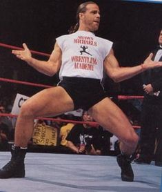 Gallery - Online World of Wrestling Wwe Shawn Michaels, Michael Post, The Heartbreak Kid, Cheap Short Prom Dresses, Wwe World, George Strait, Referee, Wwe Superstars, Wrestling