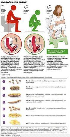 ABC o stolcu. Wypróżnianie jest końcowym wynikiem pob… na Stylowi. Health And Wellness, Health And Beauty, Health Fitness, Healthy Diet Recipes, Healthy Tips, Oil For Cough, All Body Workout, Back Pain Exercises, Crunches