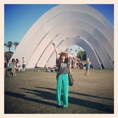 Natalie Suarez heads to Coachella