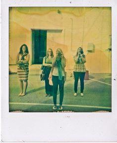 Polaroid. :)