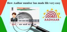 How aadhaar number has made life very easy. #aadhar_card  #upi  #aadhar  #aadhaar More info@ http://moneydial.com/aadhaar-number-made-life-easy/