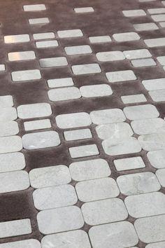 Composite floor by Ramy Fischler