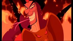 Jafar: A snake, am I? Perhaps you like to see how snake like I can be! Disney Dream, Disney Love, Disney Art, Disney Pixar, Walt Disney, Disney Villains, Disney Characters, Disney University, Disney Couples