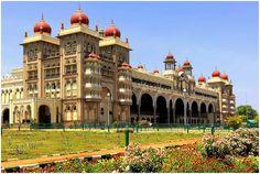 Майсурский дворец в Индии - Мастерок.жж.рф