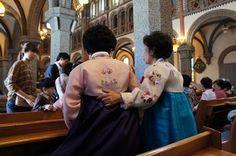 殿洞聖堂チョンドンソンダンの結婚式~韓国・全州