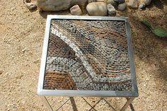 Welded Chain Art   Chaintable