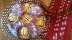 Äppelkaka i Thurgovienne! Source by cjabali Swiss Recipes, Dessert Recipes, Desserts, Biscuits, Muffin, Ice Cream, Breakfast, Food, Recipes